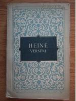 Anticariat: Heine - Versuri