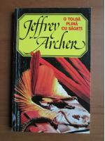Anticariat: Jeffrey Archer - O tolba plina cu sageti