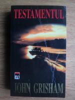 John Grisham - Testamentul