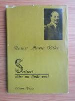 Rainer Maria Rilke - Scrisori catre un tanar poet