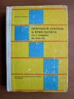 Anticariat: Stefania Popescu - Gramatica practica a limbii romane (editia 1983)