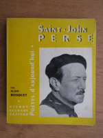 Alain Bosquet - Saint-John Perse