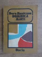 Anticariat: Doru Munteanu - Duminica mare
