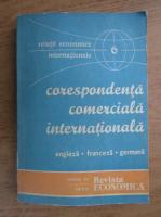 Anticariat: Elisabeta Barbu - Corespondenta comerciala internationala