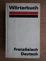Franzosisch Deutsch - Worterbuch