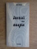 Anticariat: Ion Puha - Jurnal din noapte
