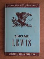 Anticariat: Sheldon Norman Grebstein - Sinclair Lewis