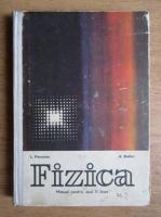 A Baltac - Fizica manual pentru anul II licee (1972)