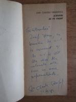 Anticariat: Dan Claudiu Tanasescu - Scrisori de pe front (cu autograful autorului)