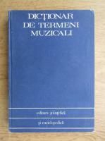 Anticariat: Dictionar de termeni muzicali