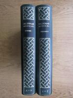 Anticariat: Dictionar medical (2 volume, 1969)