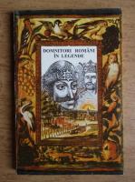 Domnitori romani in legende