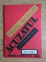 Anticariat: Friedrich Durrenmatt - Acuzatul