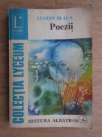 Anticariat: Lucian Blaga - Poezii (volumul 1)
