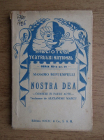 Massimo Bontempelli - Nostra dea (1925)