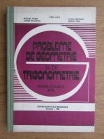 Anticariat: N. Soare - Probleme de geometrie si de trigonometrie pentru clasele IX-X