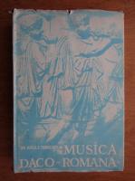 Anticariat: Vasile Tomescu - Musica daco-romana (volumul 2)