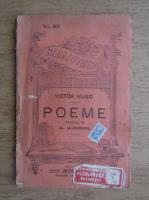 Anticariat: Victor Hugo - Poeme (1930)