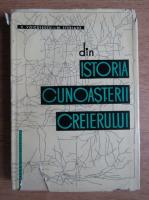 Anticariat: Vlad Voiculescu, Mircea Steriade - Din istoria cunoasterii creierului