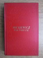 Anticariat: Adam Mickiewicz - Pan Tadeusz