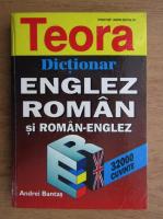 Anticariat: Andrei Bantas - Dictionar roman-englez si englez-roman
