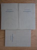 Anticariat: Cezar Petrescu - Effondrements (3 volume)