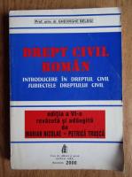 Anticariat: Gheorghe Beleiu - Drept civil roman