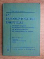 Anticariat: Grigore Osipov Sinesti - La parodontopathie essentielle