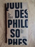 Jean Francois Revel - Pourquoi des philosophes