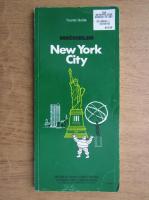 Anticariat: Michelin. New York City. Tourist guide
