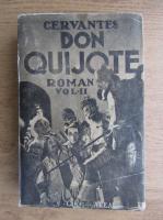 Anticariat: Miguel de Cervantes - Don Quijote (volumul 2, 1936)