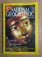 Revista National Geographic (iulie 2003)