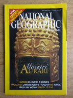 Anticariat: Revista National Geographic (iunie 2003)