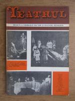 Anticariat: Revista Teatrul, nr. 3, martie 1977