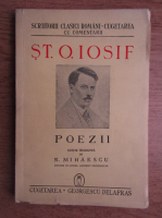 Anticariat: St. O. Iosif - Poezii (1943)