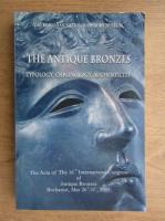 The antique bronzes. Typology, chronology, authenticity