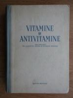 Anticariat: Vitamine si antivitamine