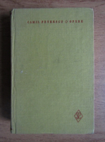 Anticariat: Camil Petrescu - Opere (volumul 6)