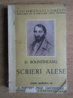 Dimitrie Bolintineanu - Scrieri Alese