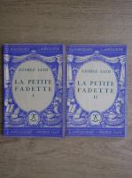 George Sand - La petite Fadette (2 volume, 1934)
