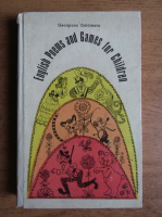 Anticariat: Georgiana Galateanu - English poems and games for children