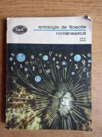Anticariat: Mircea Maciu - Antologie de filosofie romaneasca (volumul 6)