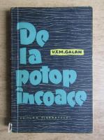 Anticariat: V. Em. Galan - De la potop incoace
