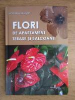 Adrian Margarit - Flori de apartament, terase si balcoane
