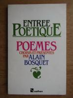 Anticariat: Alain Bosquet - Poemes choisis et presentes