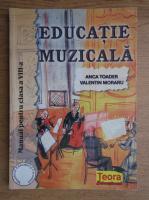 Anca Toader - Educatie muzicala (2008)