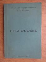 C. Anastasatu - Curs de ftiziologie