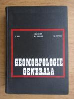 I. Ilie - Geomorfologie generala