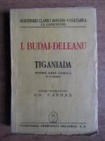 Anticariat: Ioan Budai Deleanu - Tiganiada (1944)