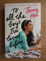 Jenny Han - To all the boys I've loved before